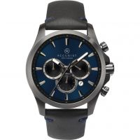 homme Accurist Chronograph Watch 7180