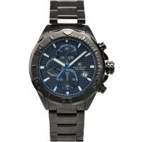 Mens Accurist Chronograph Watch 7182