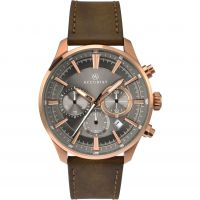 homme Accurist Chronograph Watch 7195