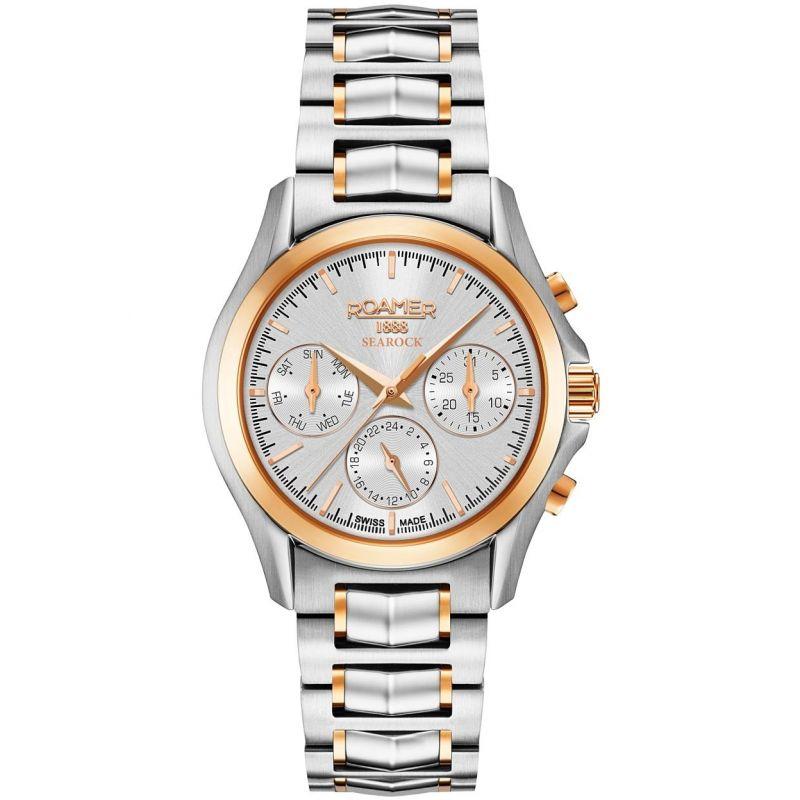 Ladies Roamer SeArock Chronograph Watch