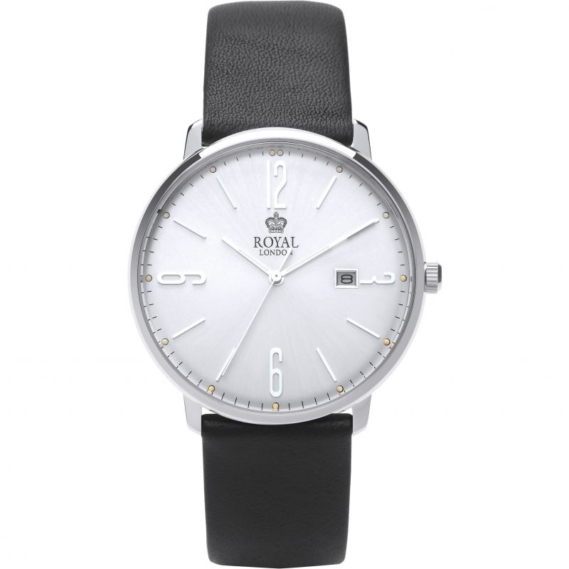 Mens Royal London Classic Slim Watch