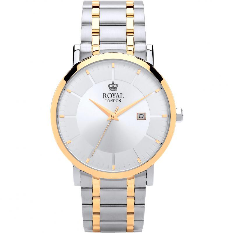 Mens Royal London Classic Watch