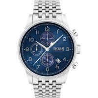 Mens Hugo Boss Navigator Chronograph Watch
