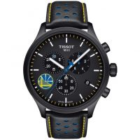 homme Tissot Chrono XL NBA Golden State Warriors Chronograph Watch T1166173605102