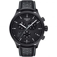 Hommes Tissot Chrono XL NBA San Antonio Spurs Chronographe Montre