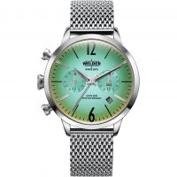 Unisex Welder The Moody 38mm Dual Time Watch K55/WWRC601