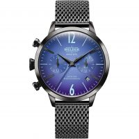 Unisex Welder The Moody 38mm Dual Time Watch K55/WWRC611