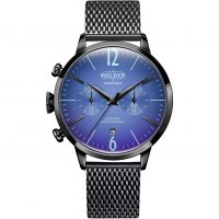 unisexe Welder The Moody 42mm Dual Time Watch K55/WWRC809
