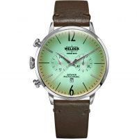 unisexe Welder The Moody 45mm Chronograph Watch K55/WRC302