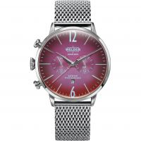 unisexe Welder The Moody 45mm Dual Time Watch K55/WWRC404