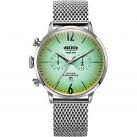 Unisex Welder The Moody 45mm Dual Time Watch K55/WWRC400
