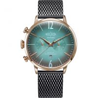 Unisex Welder The Moody 45mm Dual Time Watch K55/WWRC405