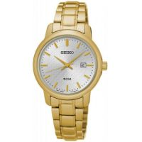 Ladies Seiko Dress Watch SUR744P1