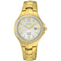 Ladies Seiko Coutura Solar Solar Powered Watch