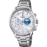 Herren Festina Chronograph Watch F6852/1
