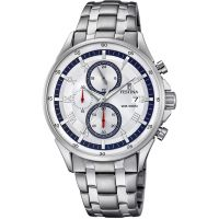 homme Festina Chronograph Watch F6853/1