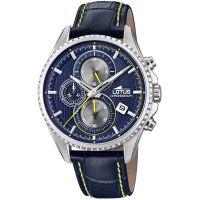 Herren Lotus Chronograph Watch L18527/3