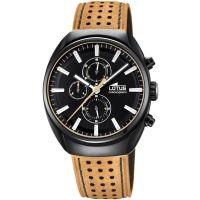 Herren Lotus Chronograph Watch L18567/2