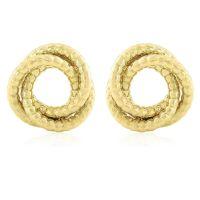Jewellery Knot Earrings Watch ER923
