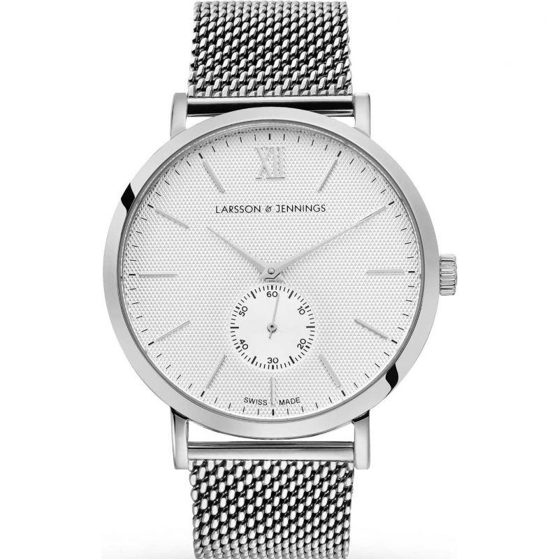 Mens Larsson & Jennings Lugano 40mm Mechanical Watch