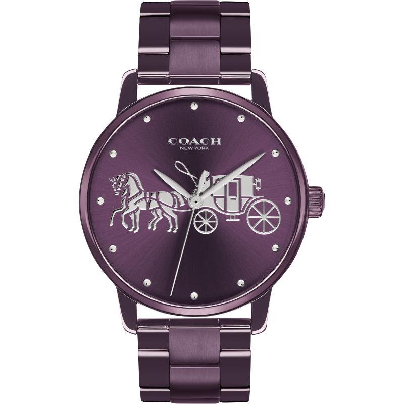 Ladies Coach Grand Watch