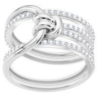 Swarovski Jewellery Lifelong Ring Size N JEWEL 5392183