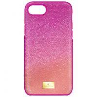 femme Swarovski Jewellery High Ombre Pink Iphone 7 Plus Case Watch 5373051