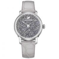 Damen Swarovski Crystalline Hours Watch 5376074