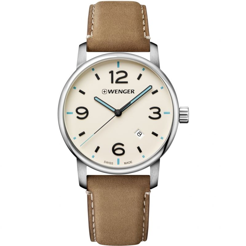Mens Wenger Urban Metropolitan Watch