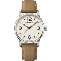 Mens Wenger Urban Metropolitan Watch 011741120