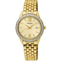 Damen Seiko Watch SUR688P1
