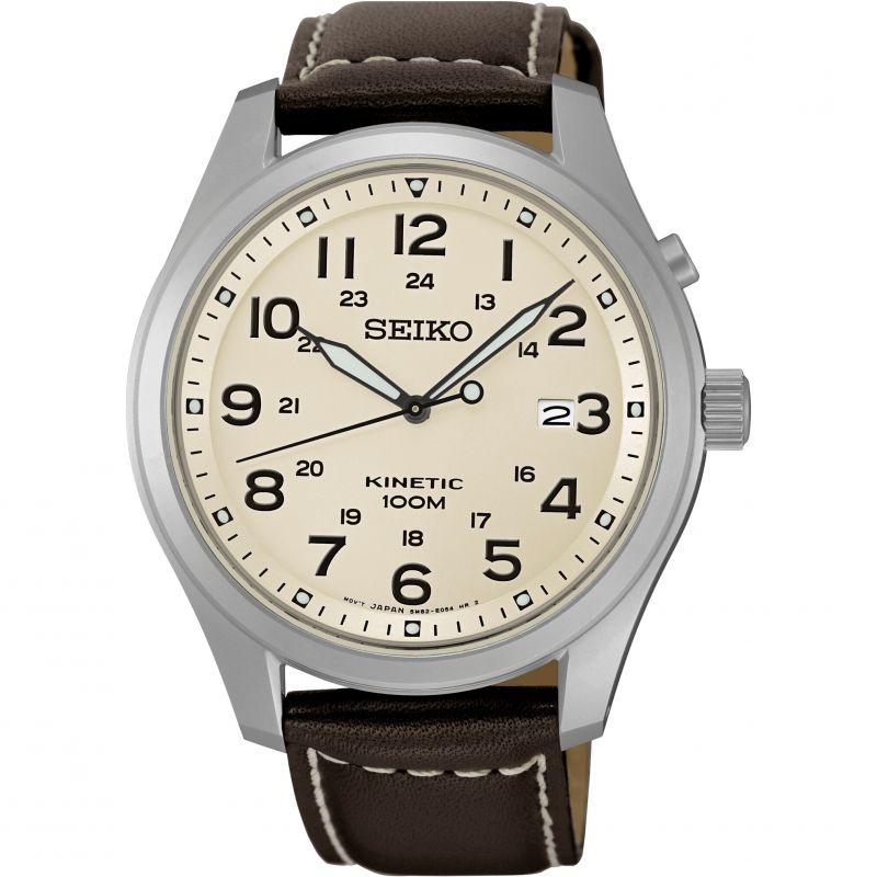 Seiko Kinetic Watch