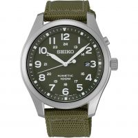 Herren Seiko kinetisch kinetisch Uhren