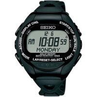 homme Seiko Alarm Chronograph Watch SBDH015J