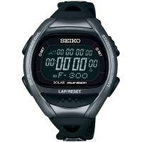 homme Seiko Alarm Chronograph Watch SBEF031J
