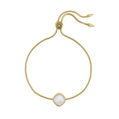 Adore Cushion Stone Slider Bracelet 5419438