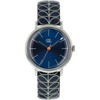Ladies Orla Kiely Stem Watch