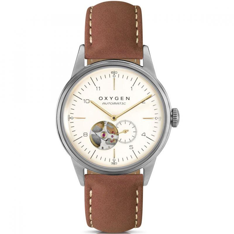 Mens Oxygen Elliot Automatic Watch