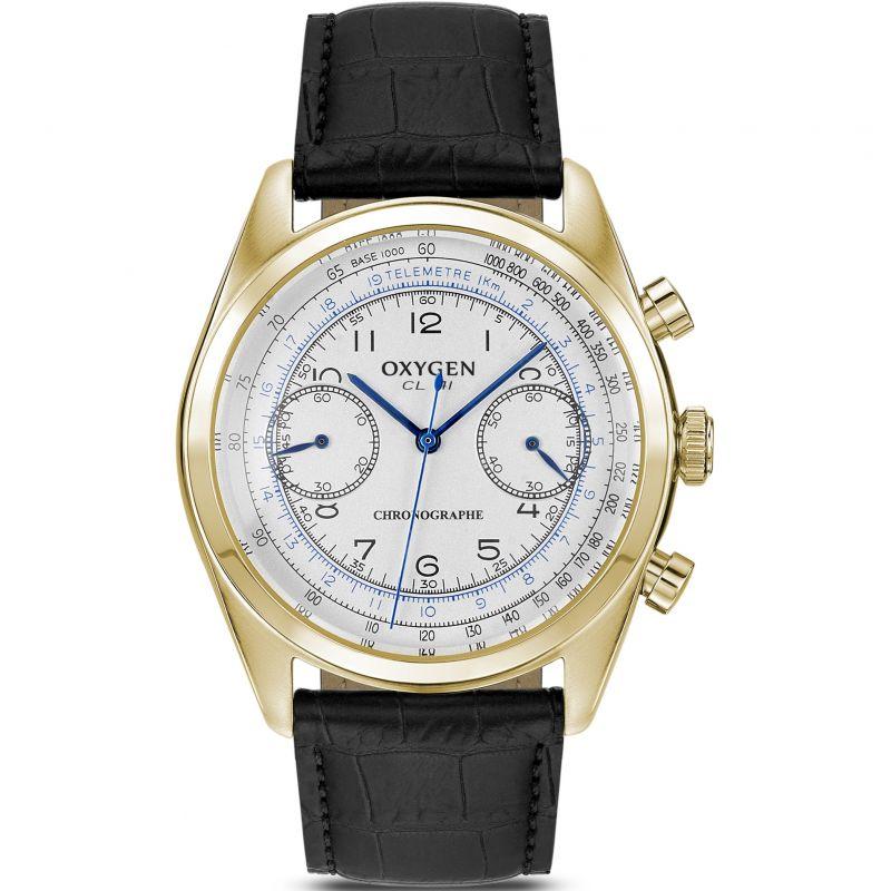 Mens Oxygen Rubens Chronograph Watch