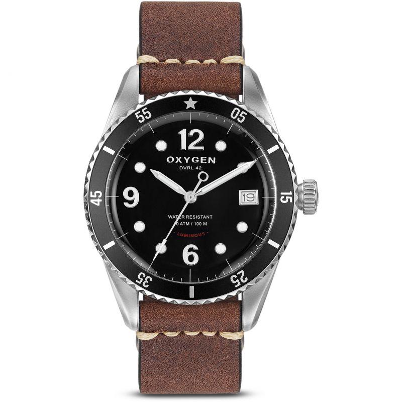 Mens Oxygen Gibralter Watch