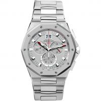 Mens Michel Herbelin Odyssee Chronograph Watch 36631/B12