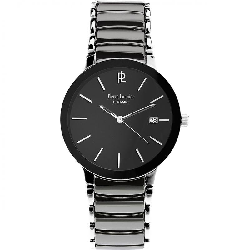 Pierre Lannier Ceramic Watch