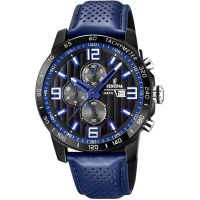 Festina The Originals Herenchronograaf Blauw F20339/4