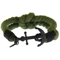 Icon Brand Jewellery Captain Flint Bracelet JEWEL LE1113-BR-GRBL