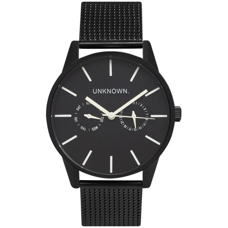 Mens UNKNOWN Engineered Dual Watch