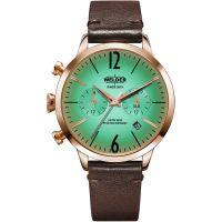 Unisex Welder The Moody 38mm Dual Time Watch K55/WWRC104