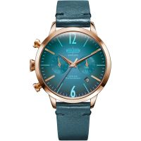 Unisex Welder The Moody 38mm Dual Time Watch K55/WWRC105