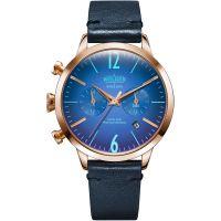 Unisex Welder The Moody 38mm Dual Time Watch K55/WWRC106