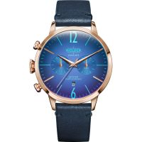 unisexe Welder The Moody 42mm Dual Time Watch K55/WWRC204