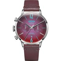 unisexe Welder The Moody 42mm Dual Time Watch K55/WWRC206
